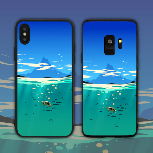 Turtle Island Phone Case