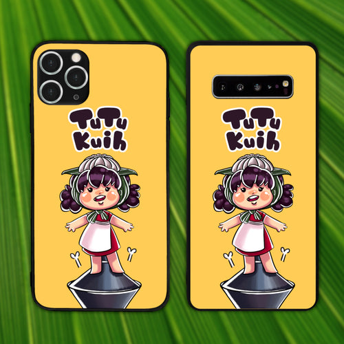 Tutu Kuih Girl Phone Case