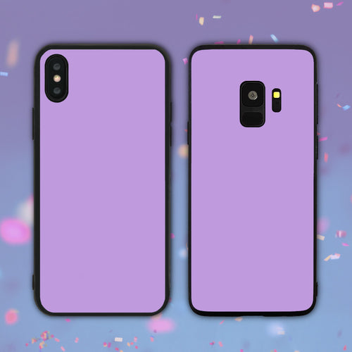 Violet Color Series Phone Case