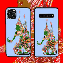 Load image into Gallery viewer, Wayang Kulit Kelantan Seri Rama Phone Case