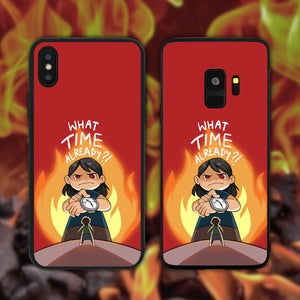 What Time Already Phone Case