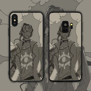 Window To The Soul Phone Case