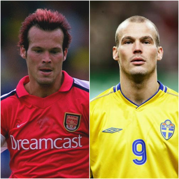 freddie ljungberg with hair and without