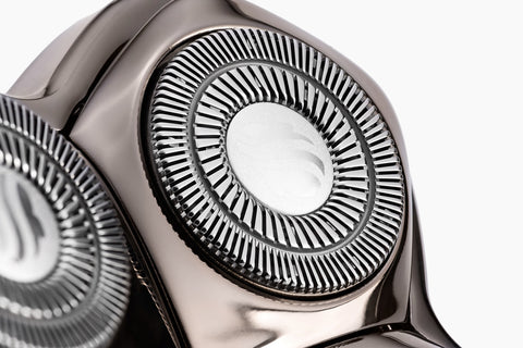 skull shaver butterfly kiss gives you 60 minutes of cordless use