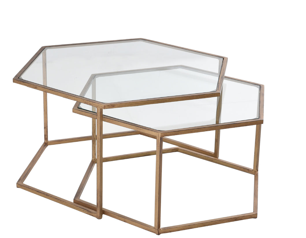 BIJOU NESTING COFFEE TABLE