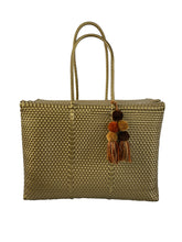 Load image into Gallery viewer, Handwoven Waterproof Picnic Bag