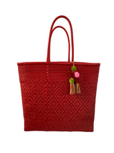 Load image into Gallery viewer, Handwoven Waterproof Tote Bag