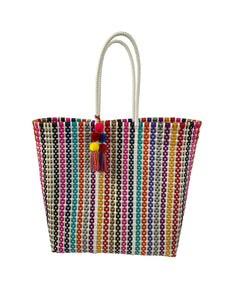 Handwoven Waterproof Tote Bag