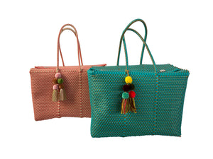 Handwoven Waterproof Picnic Bag