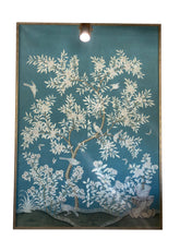 Load image into Gallery viewer, Hand Painted Large Scale Floral Gracie Wallpaper Panel