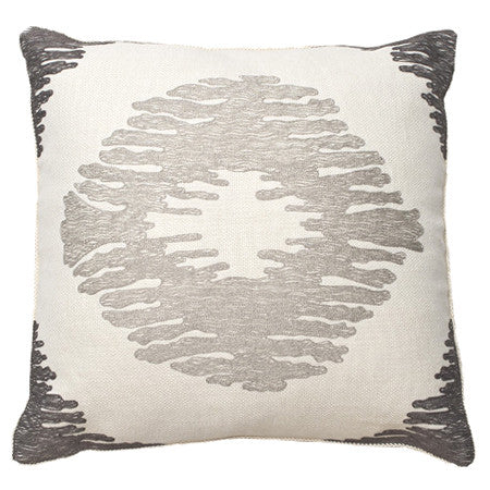 SEDONA CENTER IKAT PILLOW