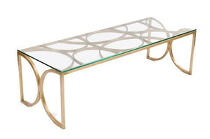 ARABESQUE COCKTAIL TABLE