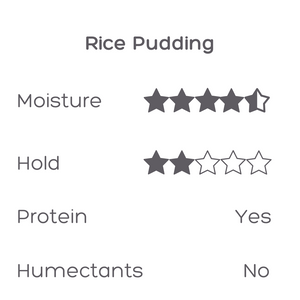 Ecoslay Rice Pudding Leave-In Conditioner and Moisturiser