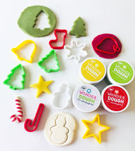 Load image into Gallery viewer, CurlyEllie & Wonderdough Limited Edition Christmas Gift Set
