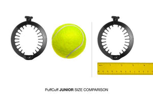 PuffCuff Junior 2 Pack