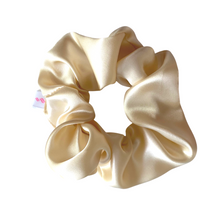 Load image into Gallery viewer, Boucles Project Silk Scrunchie: Limited Edition