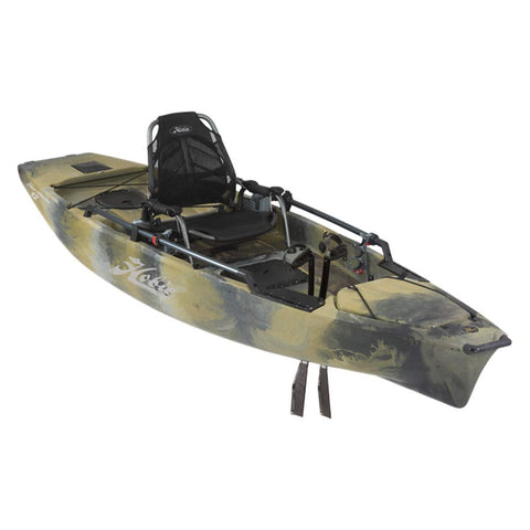 Hobie Mirage Pro Angler 12 Camo 2019 12 ft fishing kayak - kayakmodify