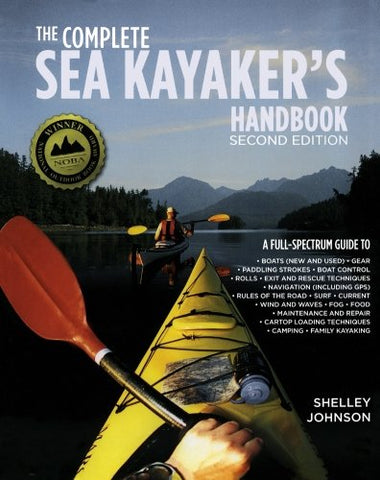 The Complete Sea Kayakers Handbook, Second Edition - kayakmodify