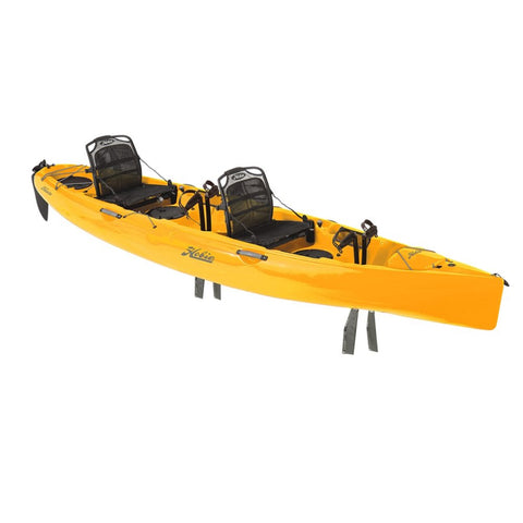 Hobie Mirage Oasis Kayak 2018-14ft6/Papaya Orange - kayakmodify