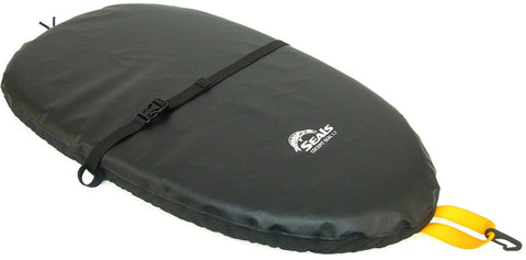 Kayak Spray Skirts Deluxe Seal Cockpit Cover Seals 1.4 Deck - kayakmodify