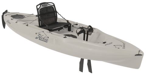 Hobie Mirage Outback Kayak 2018-12ft1/Ivory Dune - kayakmodify