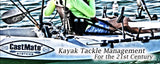 "Nylon Deck Loop, Pad Eye, Tie Down 3/8"" Opening for Kayaks and Canoes. 10 pieces - kayakmodify"