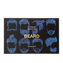 Homme Care Beard Dual Mask System