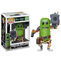 Funko POP Rick and Morty Action Figures PVC Model Boy Girl Toys Collection Model Toys