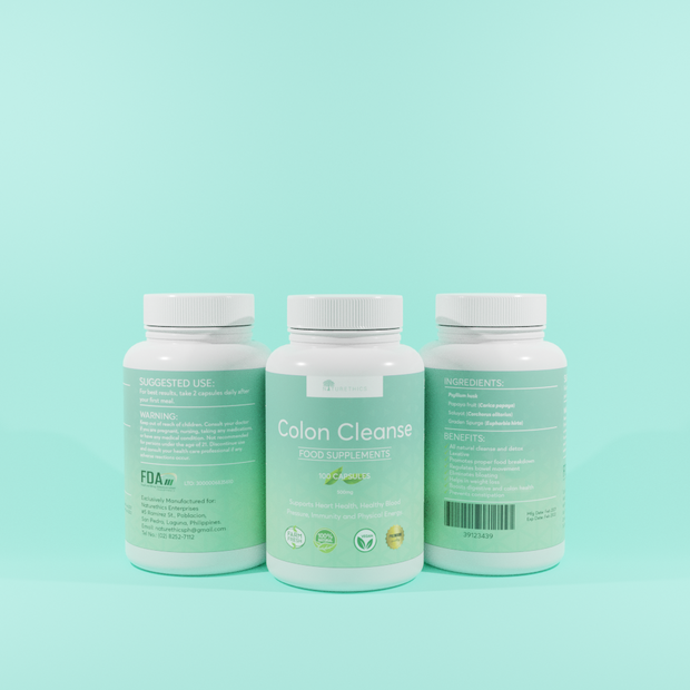 Colon Cleanse Capsules 100s