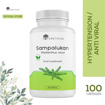 Sampalukan Leaves Capsules 100s