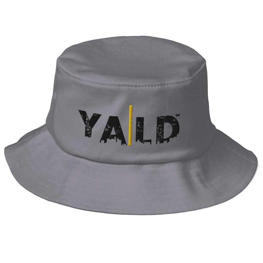Old School Bucket YALD Logo Hat