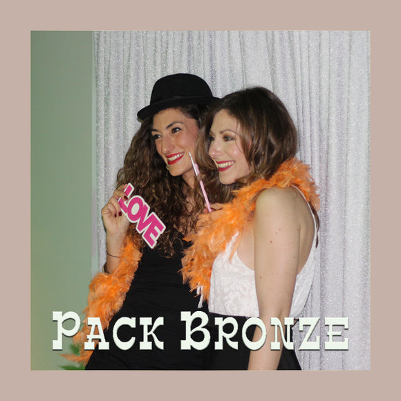 CAPARRA - PACK BRONZE PER PARTY