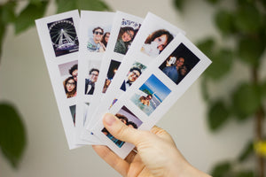 STAMPA 6 Foto Strip - 5x15