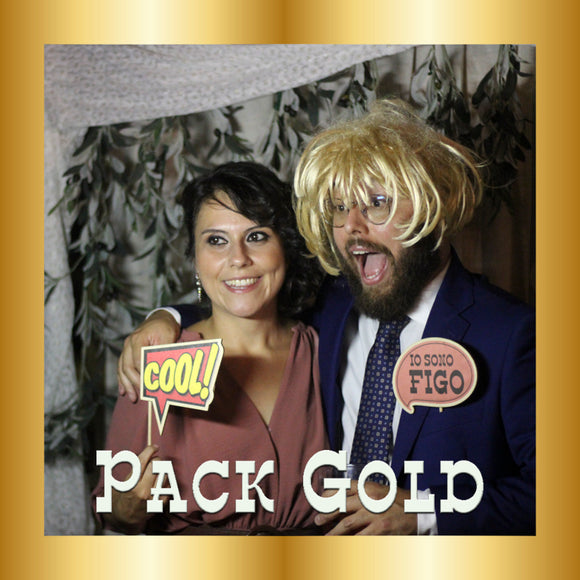 CAPARRA - PACK GOLD