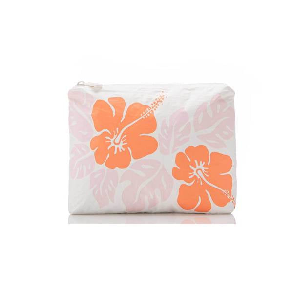 Aloha Collection Small Waterproof Travel Pouch