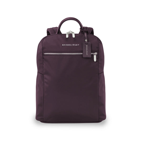 Briggs & Riley Rhapsody Slim Backpack Front View