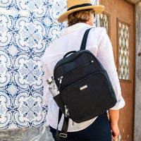 Baggallini Explorer Backpack Lifestyle View