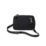 Baggallini Time Zone RFID Crossbody Bag Back View