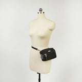 Baggallini Time Zone RFID Crossbody Bag on Mannequin