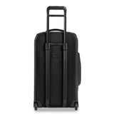Briggs & Riley ZDX Medium Upright Wheeled Duffel Rear View