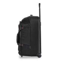 Briggs & Riley ZDX Medium Upright Wheeled Duffel Side View