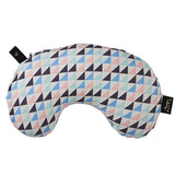 Bucky Compact Neck Pillow Geo Tri