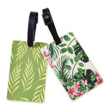Bucky Luggage ID Tags Tropical Glam