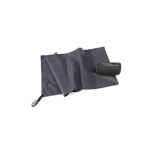Cocoon Microfiber Ultralight Towel XL Manatee Grey