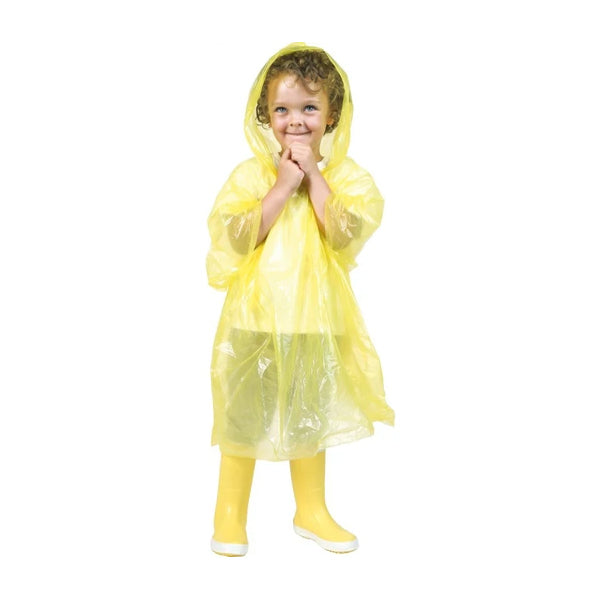 Go Travel Kids Poncho and Pouch
