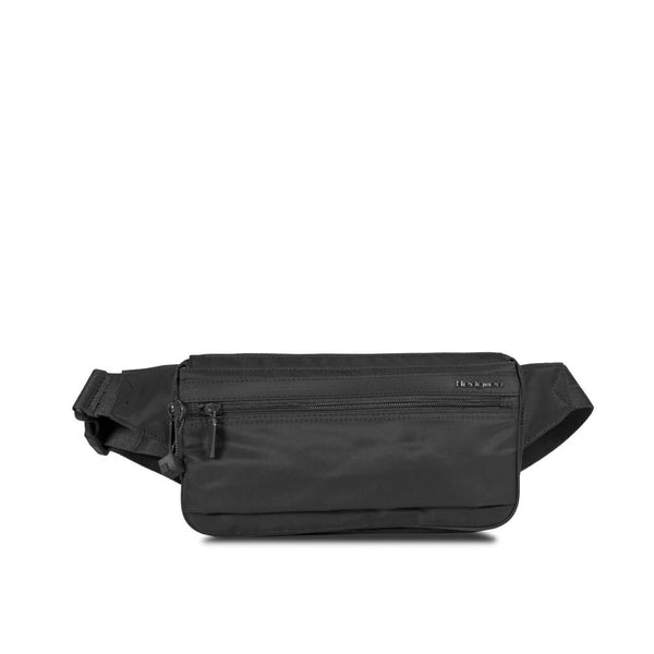 Hedgren Asaurum Waistpack with RFID Pocket Black