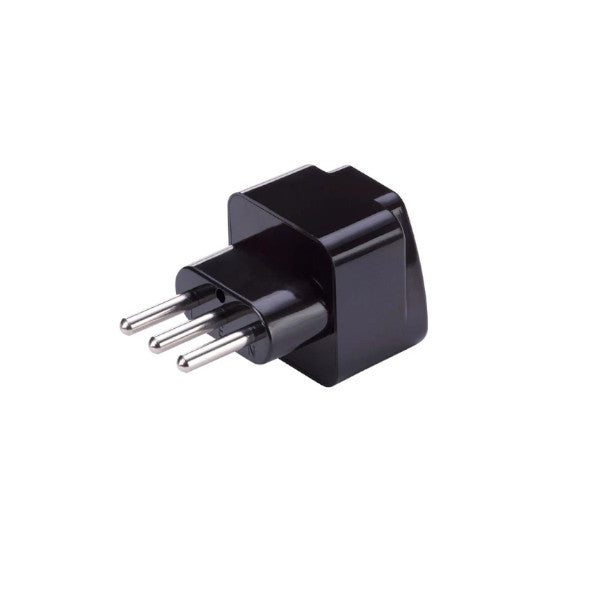 Lewis N Clark Grounded Italy Adapter