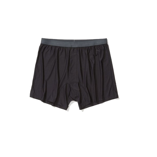 ExOfficio Men's Give-N-Go 2.0 Boxer Black