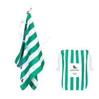 Dock & Bay Cooling Towels Cancun Green
