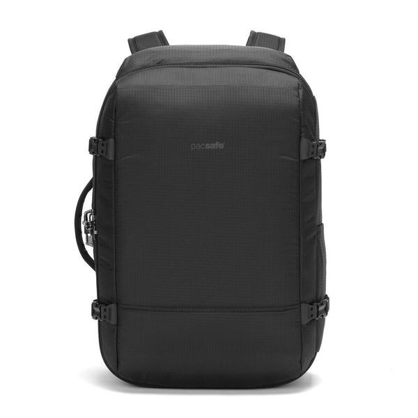 Pacsafe Vibe 40L Anti-Theft Carry-On Backpack Black